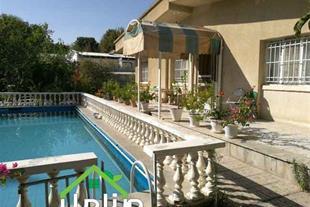 باغ ویلای قدیمی در زیبادشت کرج کد1247