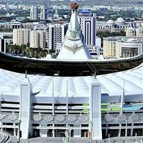 تور ترکمنستان عشق آباد