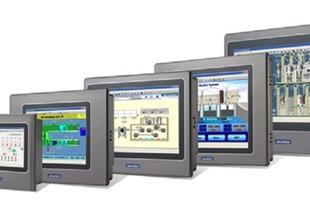 گروه صنعتی کاسپین وارد کننده انواع HMI شرکت ادونتک