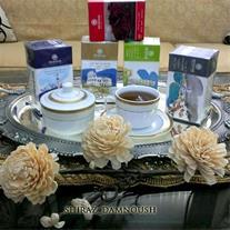 دمنوشهای لاغری نیوشا-شیراز