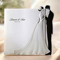 انواع طرح ها و مدل های کارت عروسی