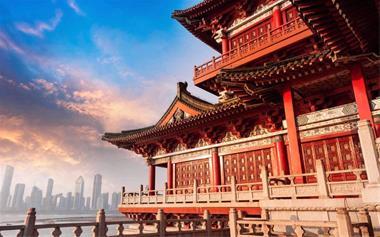 تور چین نوروز 97 - 1