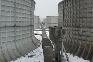 تعمیر و بهینه سازی انواع کولینگ تاورهای صنعتی