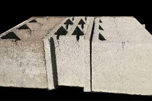 تولید انواع بلوک و آجر های سبک و جدول های بتنی
