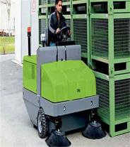ویژگی های دستگاههای نظافت صنعتی سوییپر