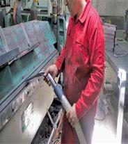 کارکرد دستگاه جاروبرقی صنعتی