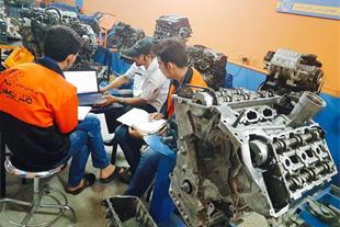 آموزش برق خودروهای خارجی-آموزش هیوندا و کیا
