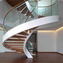 پله  گرد فلزی - 1