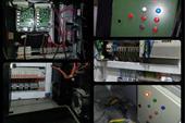 ساخت و مونتاژ تابلو صنعتی