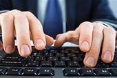 آموزش تایپ سریع ده انگشتی