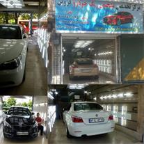 کارشناسی و تشخیص رنگ شدگی اتومبیل قزوین