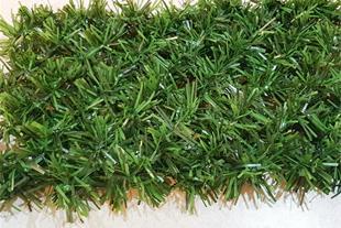 فنس چمنی دیواری همیشه سبز