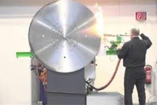 دستگاه اتومات تیغ اره دیسکی تیز کن تا قطر 2500 mm