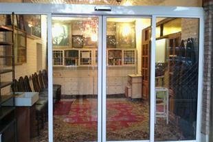 فروش و نصب درب اتوماتیک شیشه ای اصفهان