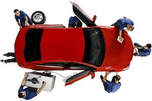 نرم افزار مدیریت تعمیرگاه و کلینیک خودرو اسکناس