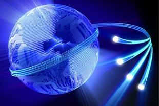 خدمات شبکه فیبر نوری و دوربین مدار بسته