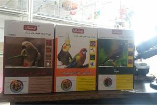 فروش غذای پرندگان زینتی