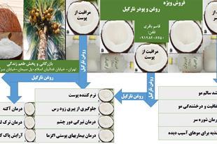 فروش روغن گیاهی و طبیعی