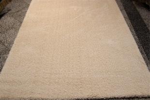 فرش شگی کرم (شیری)