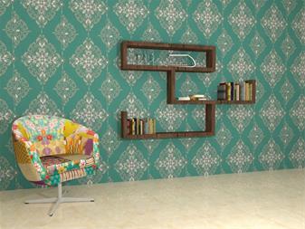 نصب کاغذ دیواری در اصفهان - 1