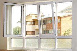 تولید پنجره های دو جداره Upvc در کمترین زمان با دس
