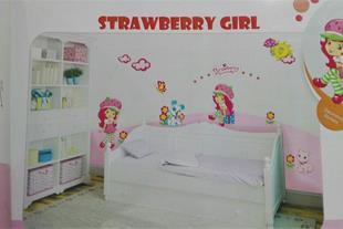 فروش و پخش استیکر اتاق کودک