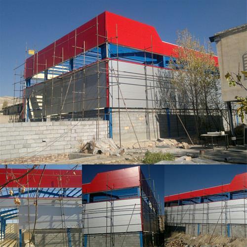 ساندویچ پانل سقفی و دیواری ترکیه - استان آذربایجان شرقی