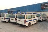 واردات تامین تجهیز آمبولانس آتش نشانی