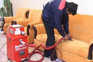 خشکشویی انواع مبل قالی پشتی خوشخواب