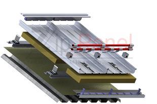 سیستم پوششی بدون درز زیپ پانل چیست و چه محاسنی دار