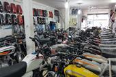 فروش اقساطی موتورسیکلت به صورت تمام اقساط در اراک