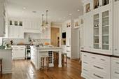 کابینت MDF آشپزخانه کلاسیک (ممبران) و مدرن