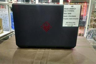 از قدرتمند ترین لپ تاپ HP OMEN17
