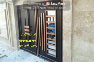 ساخت درب و نرده راه پله - حفاظ پنجره - فرفورژه