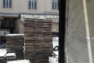 اجاره قالب فلزی بتن کرایه قالب بتنی اجاره جک سقفی
