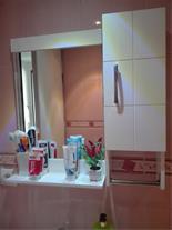 ساخت انواع آینه و باکس پی وی سی سرویس بهداشتی