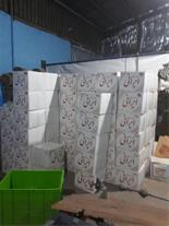 فروش محصولات پلاستیکی ، کیسه فریزر کیسه زباله