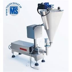 دستگاه پرکن مایعات غلیظ سیلندر پیستونی رومیزی - 1