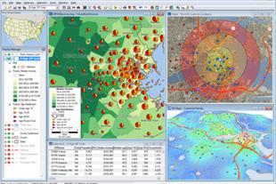 تدریس خصوصی GIS پروژه محور