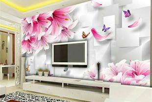 کفپوش اپوکسی - سقف کشسانی - پوستر دیواری