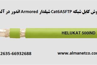 فروش کابل شبکه Cat6ASFTP شیلدار Armored اتدور