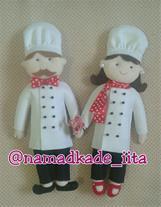فروش عروسک های نمدی