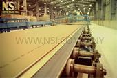 تولید کننده گچ برگ (پانل گچی)