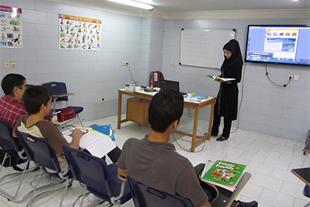 جذب مدرس آموزشگاه زبان خارجه نالج شعبه بابلسر