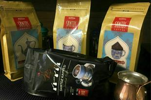 محصولات سانتوس (چای ماسالا ، پودر وایت چاکلت)