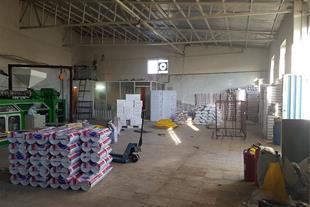 فروش واحد تولیدی ظروف یکبار مصرف با تمامی امکانات