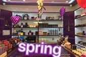 فروشگاه آرایشی بهداشتی spring