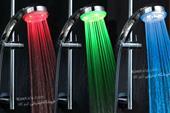 ✅ سردوش ال ای دی هوشمند حمام LED Shower light ✅