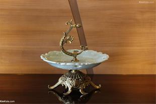 شیرینی خوری لوکس و سلطنتی هارپات آب طلا و دست ساز
