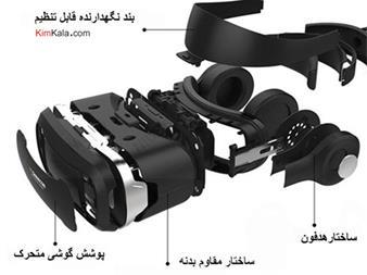 عینک واقعیت مجازی شاین کن Shinecon - 1